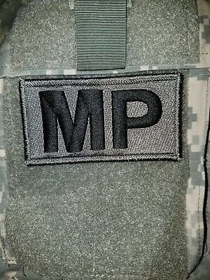 Military Police US Army ACU MP 3 1/4 inch Hook & Loop shoulder patch ACU,,lot 9