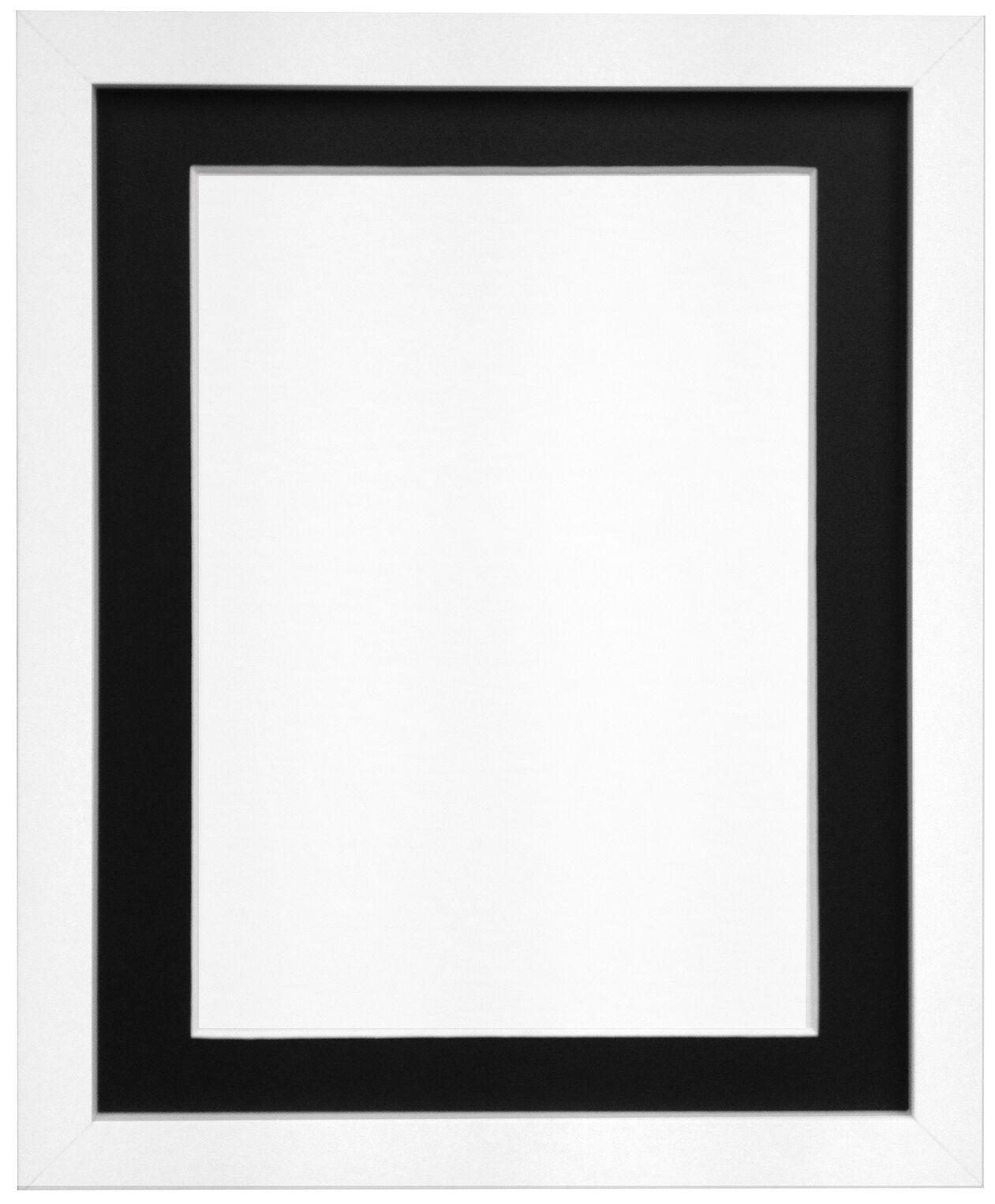 Product Description Black Or White Rio Photo Picture Frames