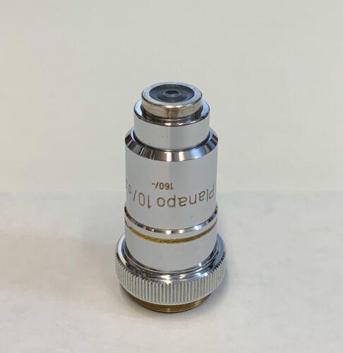 ZEISS Plan APO Apochromat 10X/0.32 Microscope Objective Lens 160mm