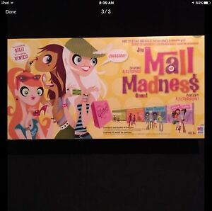 Mall Madness game EUC-Please check my other ads