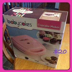 New - Mini Cupcake Maker