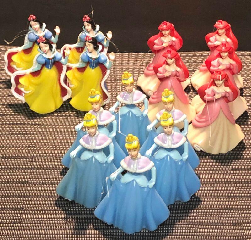 15 Vintage Disney Princess Christmas Light Covers Ariel/Cinderella/Snow White