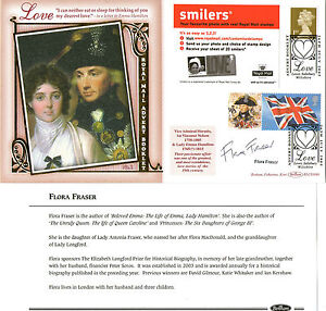 2005-LOVE-ADVERT-BOOKLET-PANE-SIGNED-FLORA-FRASER-BENHAM-FIRST-DAY-COVER-SHS
