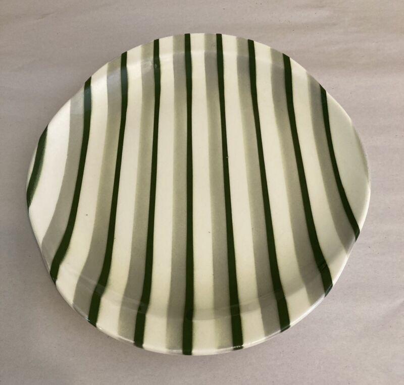 vintage platter WS George