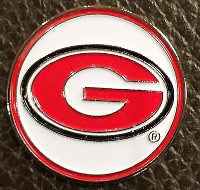 SEC - University of Georgia - Bulldogs - Golf Ball Marker - Georgia Golf Ball