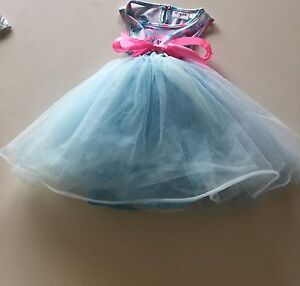 AS NEW -ORIGAMI Myer PARTY DRESS BABY GIRL SIZE 1 - lace tutu  rrp$49 Braeside Kingston Area Preview