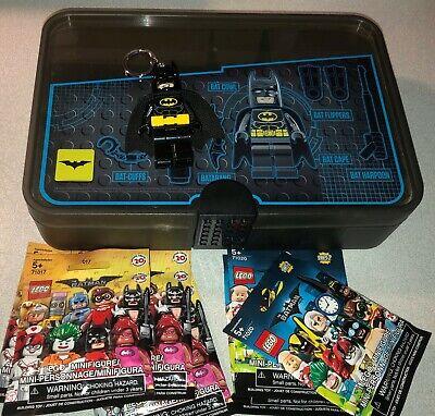 LEGO BATMAN - Surpise Box of Items - Mini Figures, Key Chain, Storage Box - NEW