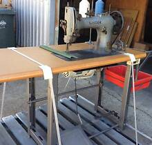 Singer K6 132 Industrial sewing machine Camira Ipswich City Preview