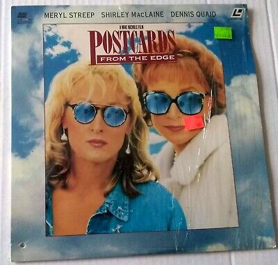Postcards From The Edge - Laserdisc - 12 INCH DISC - 1990