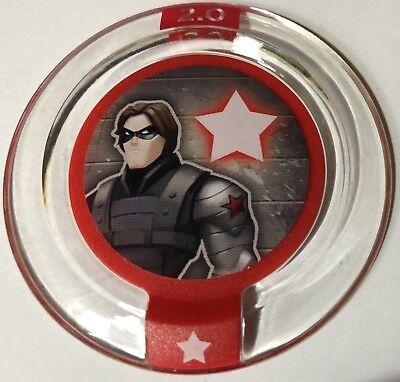 NEU Disney Infinity 2.0 Powerdisc 3000181 Bonusmünze Marvel Winter Soldier (Marvels Power Disc)