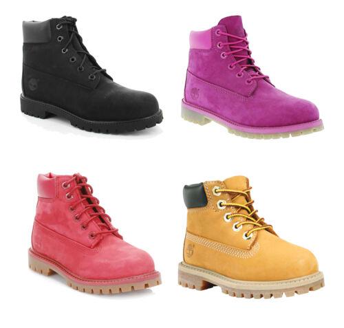 Timberland Kid's 6-Inch Premium Boots