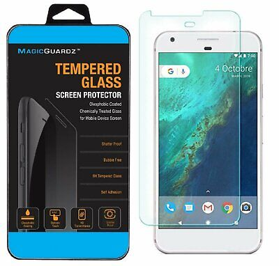 MagicGuardz®  Premium Tempered Glass Screen Protector Saver For Google Pixel XL Cell Phone Accessories
