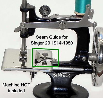 second sewing machine