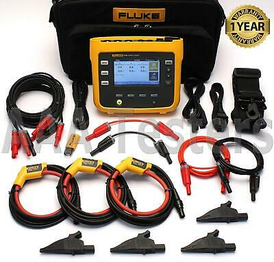 Fluke 1730 3 Three Phase Electrical Energy Logger