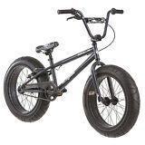 "20"" Mongoose BMaX Boys' BMX Bike, Graphite"