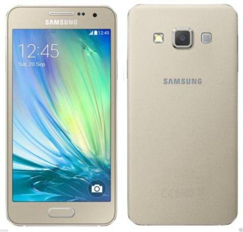 Samsung Galaxy A5   A5100 DUAL SIM  GOLD FACTORY UNLOCKED SMARTPHONE