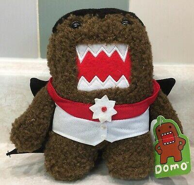 Halloween Domo Plush (Domo-kun Plush Halloween Limited Edition Vampire Dracula)