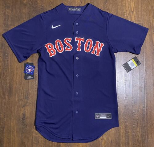 Nike MLB Boston Red Sox Mookie Betts 50 Red Jersey Men s Sz L NWT Baseball - $59.99