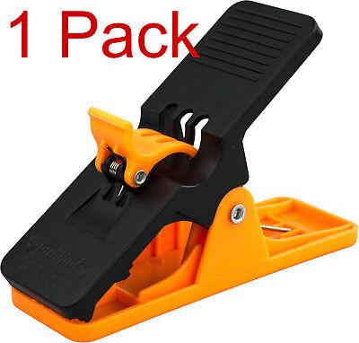Golf Cigar Holder - 1 ORANGE Cigar Minder Clip Holder Saver Golf Cart Boat Deck Auto WE STOCK IT!