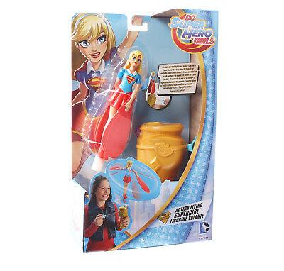 Mattel DC Super Hero Girls fliegendes Supergirl Spielzeugpuppe Mädchen Spielzeug