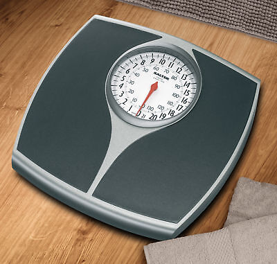 Salter Mechanical Bathroom Scales - Strong Accurate Easy to Read Speedo Dial