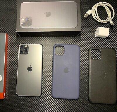 Apple iPhone 11 Pro Max - 256GB  Unlocked