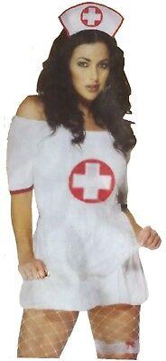 ULTA SEXY  TALLA: UNICA CARNAVAL,. HALLOWEEN  . SEXY Nuevo.6 (Enfermera Halloween)