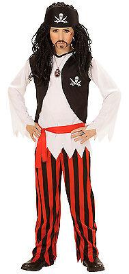 Kleiner Pirat Arthur Kinderkostüm NEU - Jungen Karneval Fasching Verkleidung Kos