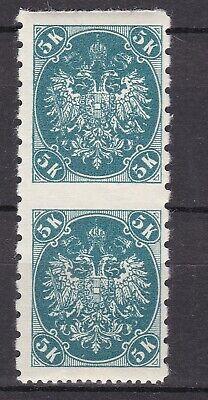 Bosnia Herzeg - 1900 -  Michel 23 pair  - MH/MNH -  120 Euro