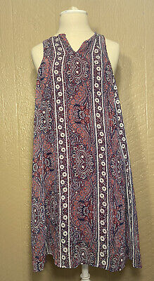 Abercrombie and Fitch Floral Large Dress