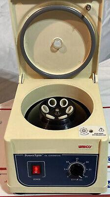Unico Power Spin Centrifuge-model C806-vguc