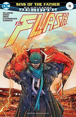 The Flash #19 DC COMICS Giandomenico SIns of the Father Finale COVER A