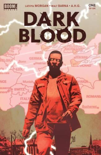 Dark Blood #1 | Select Main & Variant Covers | BOOM! Studios NM 2021