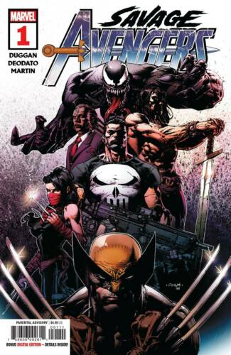 Savage Avengers | #1-6 Choice of Issues & Covers | MARVEL | 2019 - *CLEARANCE