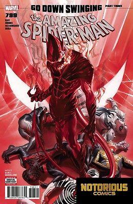 Amazing Spider-Man #799 Marvel Comics 1st Print 04/18