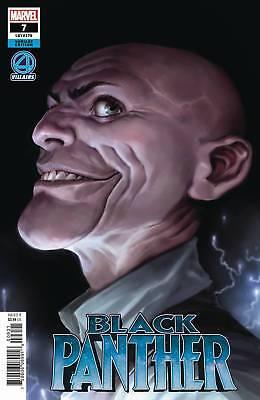 BLACK PANTHER #7 DJURDJEVIC FANTASTIC FOUR VILLAINS - H278 - PreOrder 12.12.2018