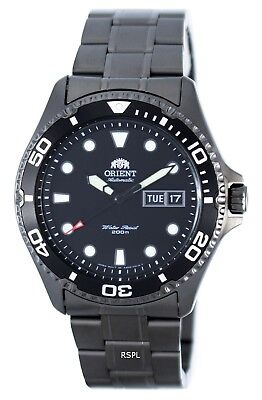 Orient Ray Raven II Automatic Power Reserve 200M FAA02003B9 Mens Watch