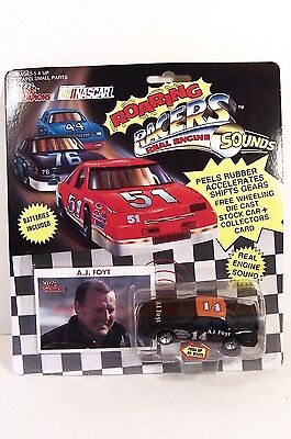 1991 Bobby Hamilton NASCAR Roaring Racers Racing Champions Country Time Race car