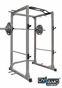 HEAVY DUTY POWER CAGE PACKAGES , Great For Strength Training Malaga Swan Area Preview