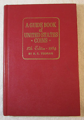 1992 Red Book A Guide Book of United States Coins Price Guide 45th Edition
