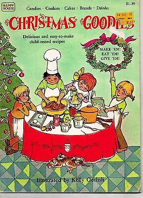 Christmas Goodies Cookbook Easy To make Child Recipes ()