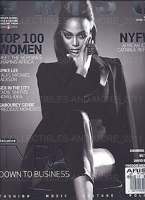 Brand New African Arise Magazine Printed In Uk Fall 2012 Tyra Banks Zadie Smith
