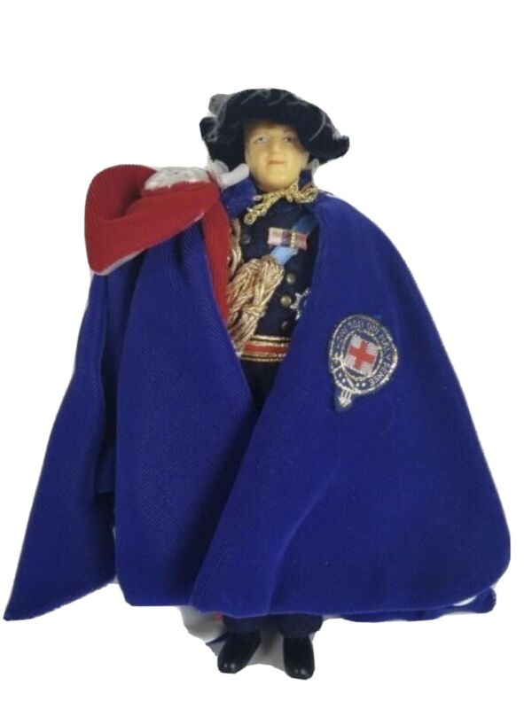 Peggy Nisbet, Prince Philip In Robes Most Royal England