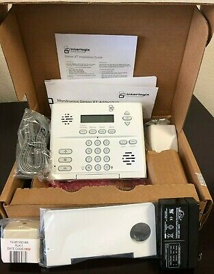 GE / Interlogix SIMON XT Home Security Alarm Panel 80-632-3N-MN-XT