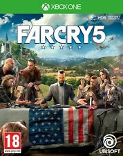 Far Cry 5 XB1 ***PRE-ORDER ITEM*** Release Date: 27/03/18