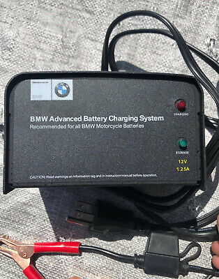 BMW Motorcycle Battery Charger
