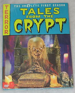 Tales From The Crypt Season 1 One DVD ~Box Set NEW & SEALED
