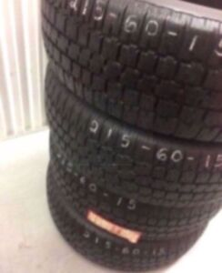 BFGoodrich Winter Tires 215/60/15