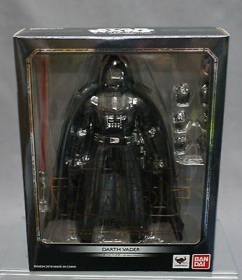 SH S.H. Figuarts Darth Vader (A NEW HOPE) Star Wars Episode IV Bandai Japan NEW