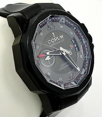 Corum Asmiral's Cup Chrono Centro Mono-Pusher Super Limited 961.101.94.F371.AN12